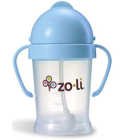 Zoli Straw Sippy Cup Bot 6oz zoli bot 6 oz straw sippy cup blue