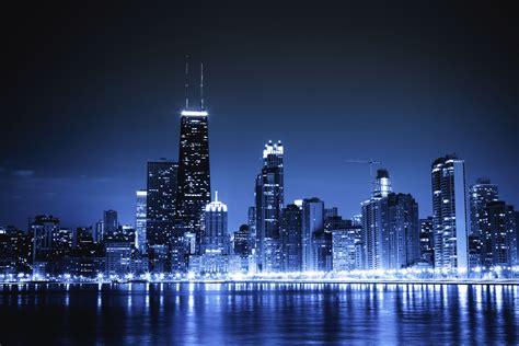 buy chicago  night wallpaper   shipping
