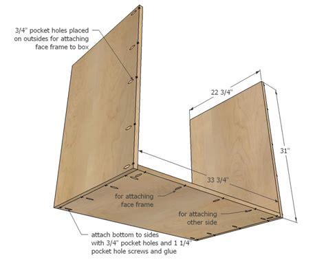 kitchen cabinet woodworking plans kitchen corner cabinet woodworking plans woodshop plans 5879