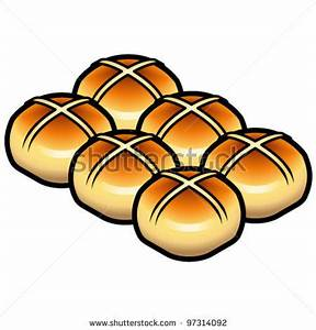1 Dinner Roll Clipart | ClipArtHut - Free Clipart