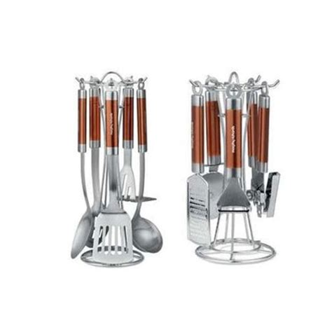 copper kitchen accessories morphy richards 4 and 5 copper tool sets