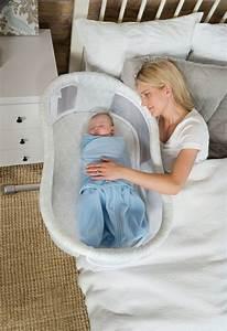 Bett Für Baby : the most innovative co sleeper bassinet yet game changer ~ Watch28wear.com Haus und Dekorationen