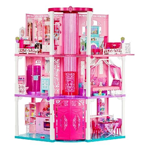Barbie Fashion Living Room Set by Barbie Dreamhouse Holiday Toy From Mattel My