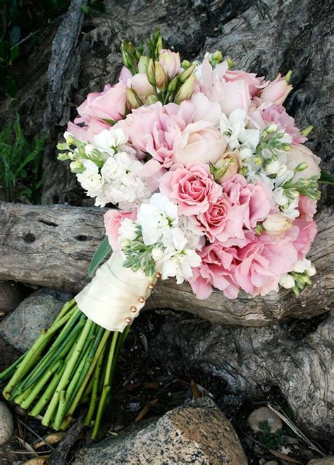 lisianthus wedding bouquet ideas  pinterest