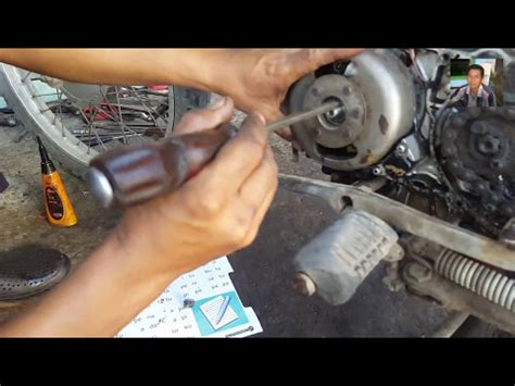 Cara Pasang Rantai Keteng Beat by Honda Grand Pakai Starter Acg Doovi