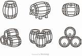 Vector Barrel Whiskey Outline Whisky Icons Label Clipart Vecteezy Vektor Insignien Graphics Lavarmsg Vectoriel sketch template