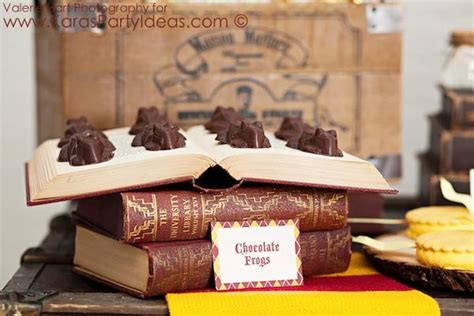 Cute Graduation Decorations by Kara S Party Ideas Harry Potter Party Planning Ideas Cake