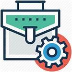 Portfolio Management Icon Professional Services