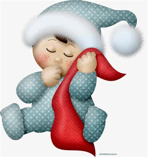 babys  christmas clipart   baby