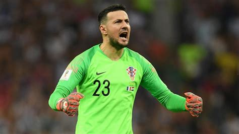 Croatia Hero Subasic Retires From International Football
