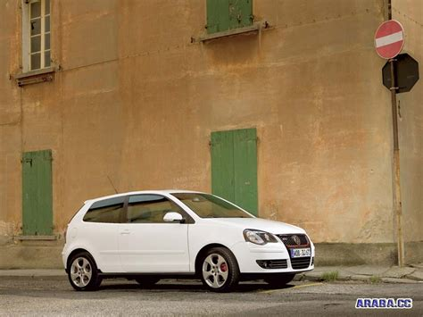 2006 Volkswagen Polo Gti Resmi 1 Wallpaper