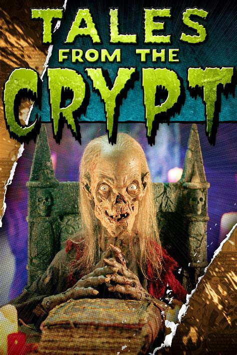 Tales From The Crypt Poster  A3 To A1+ Sizes  Dvd Box Set Frame Mount Ec Comic Ebay