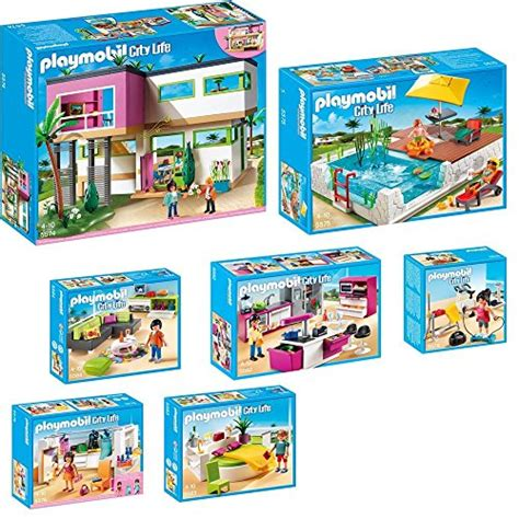playmobile cuisine kinderzimmer terrasunt24