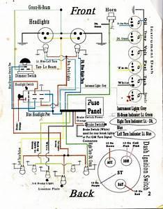 Pre Amp Wiring Harness Diagram