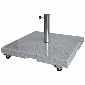 Sonnenschirm Mit Fuß : zangenberg granit schirmst nder 90kg mit rollen sonnenschutz zubeh r ~ A.2002-acura-tl-radio.info Haus und Dekorationen