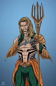 DC Comics Arthur Curry Aquaman