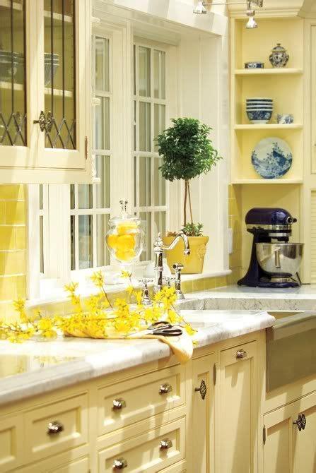 20 fotos de cozinhas de cor amarelo decorao e ideias