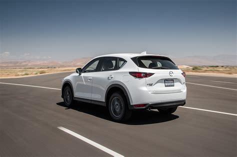 2018 Mazda Cx-5 Adds Cylinder Deactivation