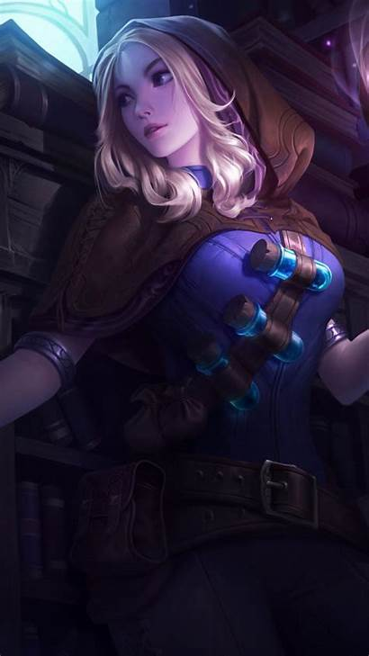 Legends Lux League Lol Mobile Spellthief Mordeo