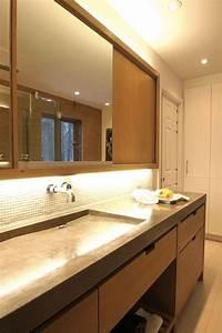 Salle De Bain Contemporaine : 8 best salle de bain contemporaine images on pinterest ~ Dailycaller-alerts.com Idées de Décoration