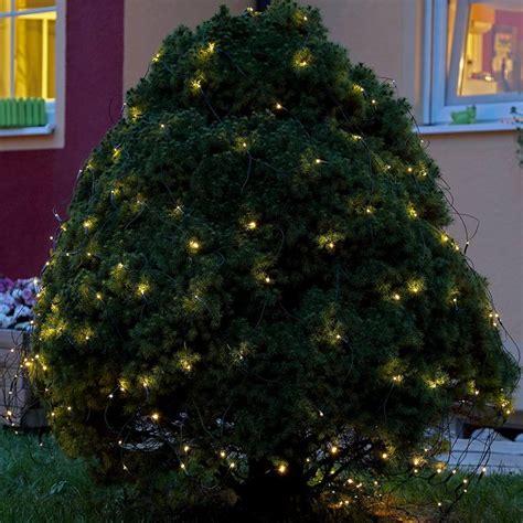 Weihnachtsdeko Garten Lichter by Die Besten 25 Weihnachtsbeleuchtung Au 223 En Ideen Auf