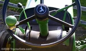 Tractordata Com John Deere 2510 Tractor Transmission