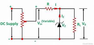 Applications Of Zener Diodes