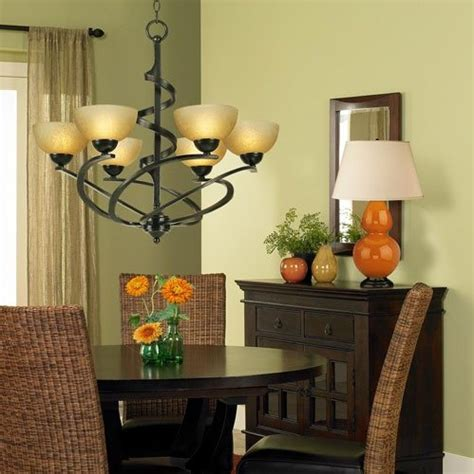 transitional style dining room chandelier ideas home
