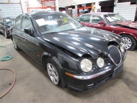 Jaguar S Type 2000 by Front Set Of Seats Jaguar S Type 2000 00 2001 01 2002 02
