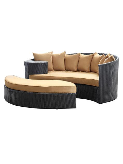 austin outdoor sofa set modern furniture brickell