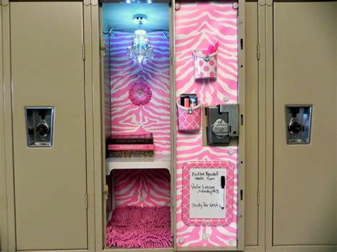 Smart N Snazzy Decorate Your Locker With Llz By Locker