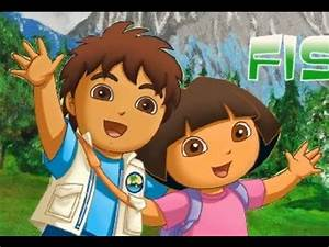 Diego and Dora the explorer - Full Episode - Movie game ...