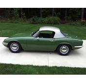 1964 Lotus Elan S1  Cars