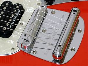 Mustang Bridge  Tailpiece Mod