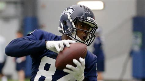 notes quotes  video  day   seahawks rookie minicamp
