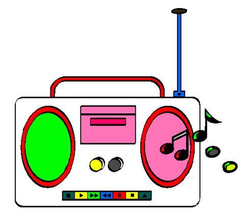 radiocassette dibujo imagui
