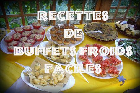 Recette Buffet Froid Facile