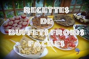 Idée Recette Anniversaire : recette buffet froid facile ~ Melissatoandfro.com Idées de Décoration