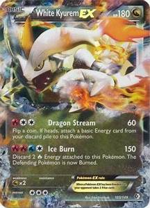 Pokemon Cards White Kyurem EX | eBay