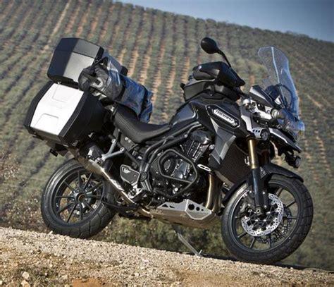 Modification Triumph Tiger Explorer by 2014 Triumph Tiger Explorer Xc Moto Zombdrive