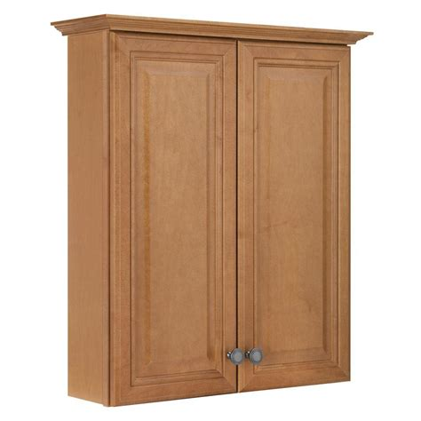 Bathroom Storage Cabinets Home Depot by American Classics Cambria 25 1 2 In W X 29 In H X 7 1 2