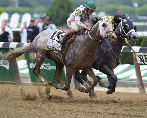 creator captures  belmont stakes