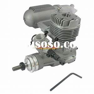 Asp Fs61ar Rc Engine With Muffler For Rc Airplane For Sale