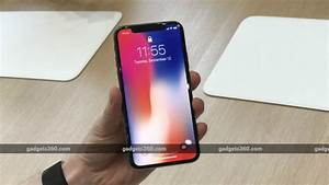 iPhone X Price in India Tops Rs. 1 Lakh as New Model With ...