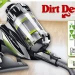 dirt devil equ turbo silence met  korting reclameblog