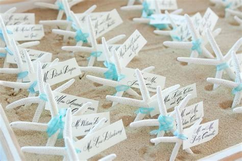 What I Did For My Beach Wedding Seating Chart Buy A Bag