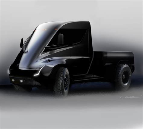 elon musk   tesla pickup truck