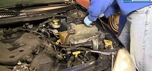 How To Replace Engine In A 2002 Dodge Caravan