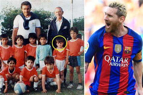 "Lionel Messi Wants Return To His Boyhood Club ""newell's ..."