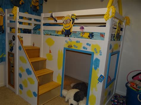 minion toddler bed bedding sets